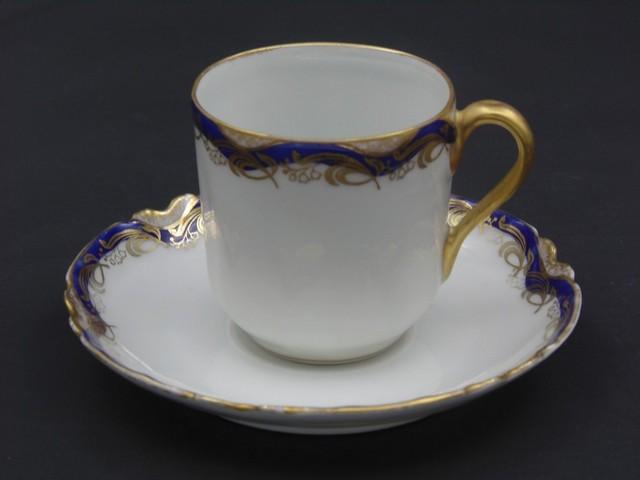 Кофейные пары Гаррах до 1917 года