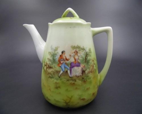 Чайник Гарднер до 1917 г.