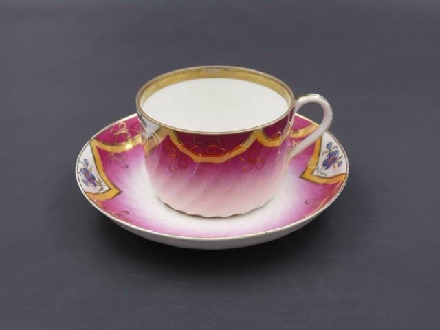 Чайная пара Гарднер до 1917 г.
