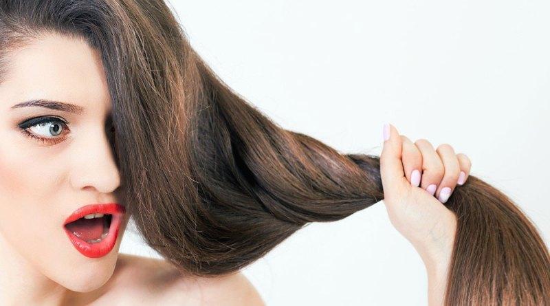 زيوت مهمة لسلامة وجمال الشعر