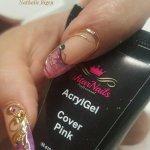 IshtarNails AcrylGel Cover Pink 1