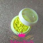 IshtarNails Powder Holo 005 Yellow Fluo