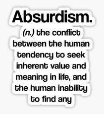absurdism_definition