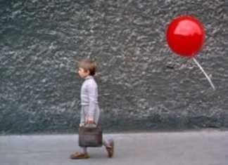 the Red Balloon - albert lamorisse