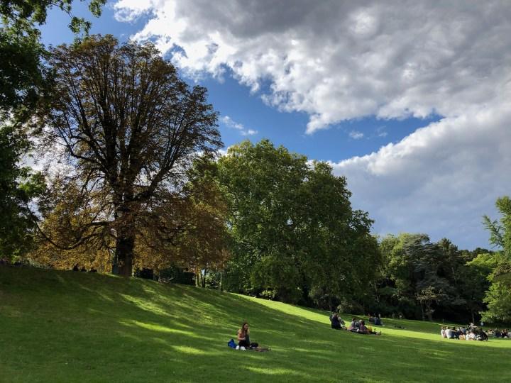 Montsouris Paris Park