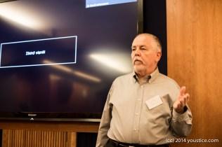 Doc Searls, co-author of the cluetrain manifesto