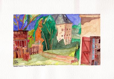 The Workshop - L'atelier d'Augiren