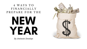 4 Ways to Financially Prepare for 2021