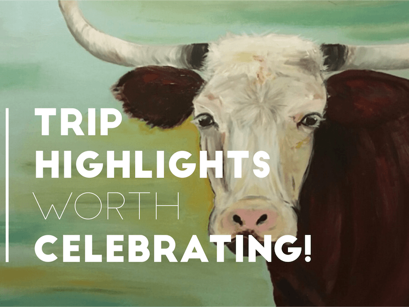 Trip Highlights Worth Celebrating
