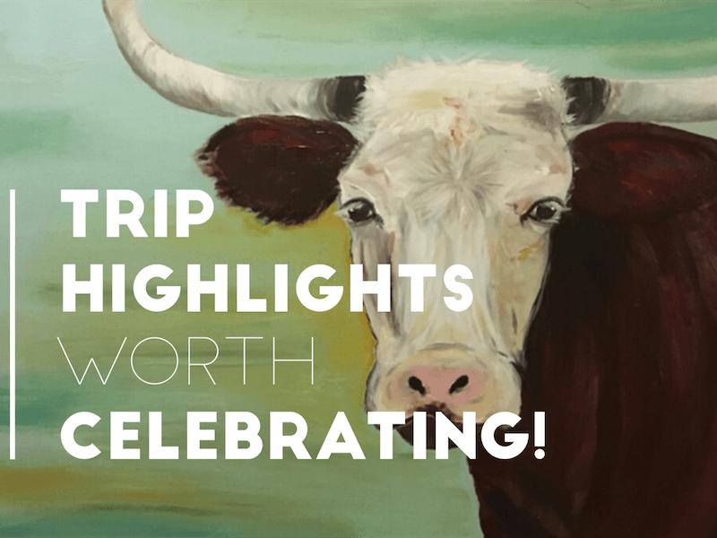 Trip Highlights Worth Celebrating