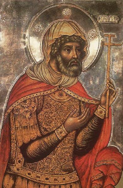 St Longinus The Centurion Antiochian Orthodox Christian