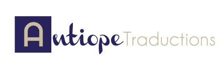 LOGO ANTIOPE TRADUCTIONS