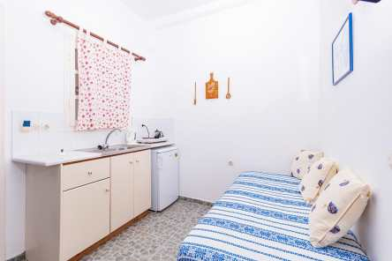Marinatou Apartments Antiparos