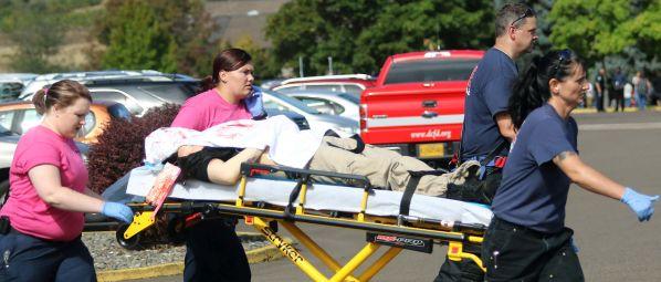 Atacatorul din Oregon a căutat în special studenții creștini