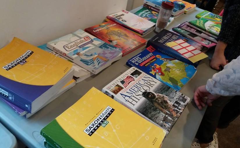 O întâlnire a părinților de homeschooleri din București