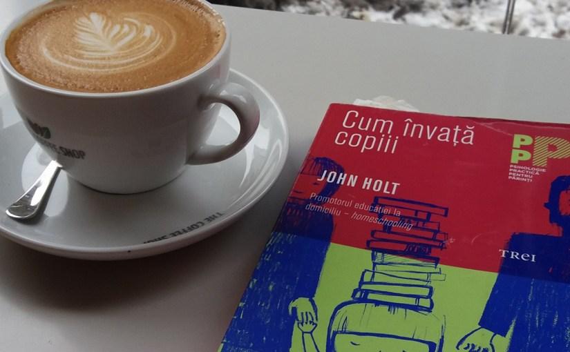Despre concurență cu John Holt
