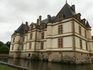 Chateau - Rear View