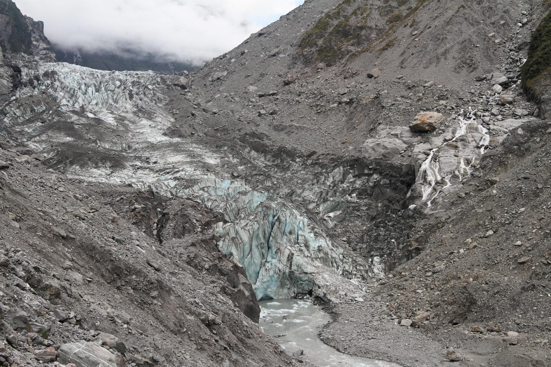 Le Fox Glacier