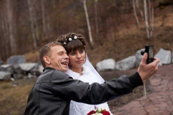 30+ свадебных фото, от которых хочется плакать и смеяться