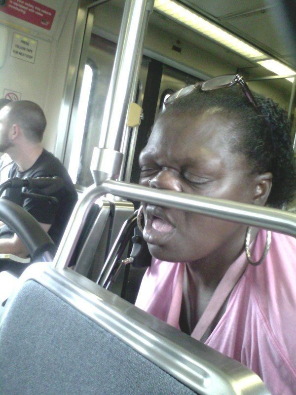 15 людей, которых можно встретить только в общественном транспорте