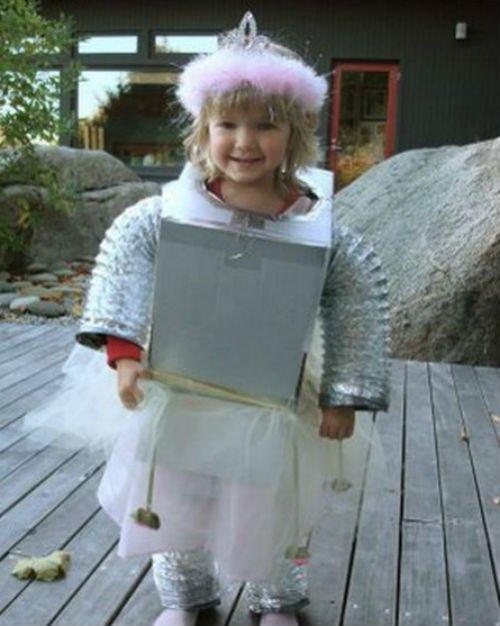 15 странных детских костюмов, за которые они будут долго мстить своим родителям