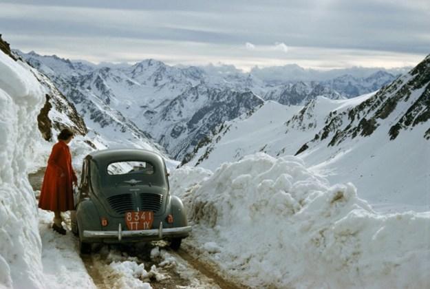 Пиренеи. Франция, 1956 год