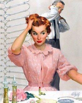 Как надо вести себя с мужем!