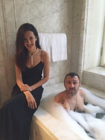 Благодаря новой жене Сергей Шнуров удивительно изменился