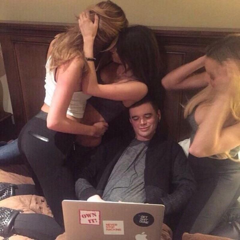 Алкоголь, пошлость и безумный отрыв: типичные студенческие выходные