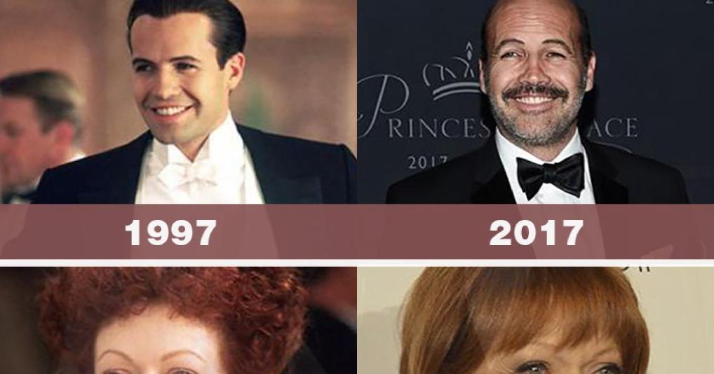 20 лет спустя: как изменились актеры «Титаника»