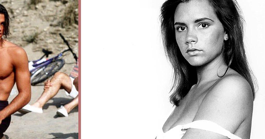 Фотографии знаменитостей в молодости: такими вы их вряд ли видели