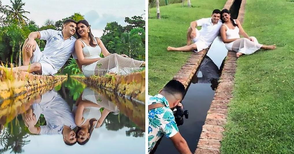 Обратная сторона крутых фото: профессиональный фотограф показал, что стоит за каждым кадром