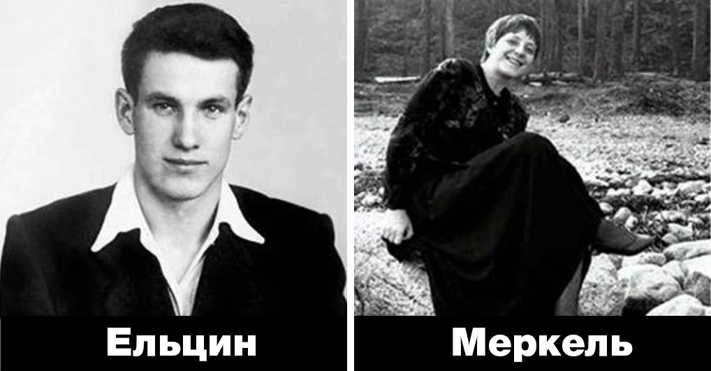 """""""Как молоды мы были"""": фотографии наиболее известных политиков в молодости. Горбачев – будто актер Голливуда!"""