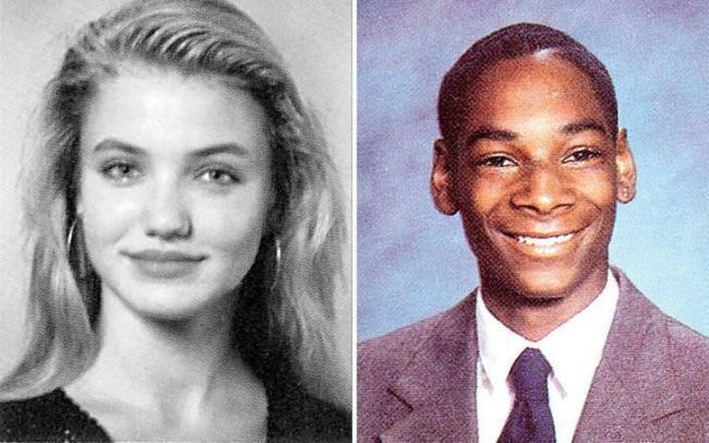 17 школьных снимков звезд из той поры, когда о них еще никто не знал
