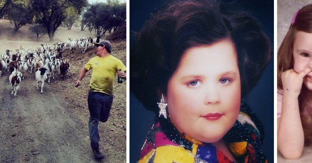 25 семейных фото, которые заставят то ли смеяться, то ли краснеть, а то и все сразу