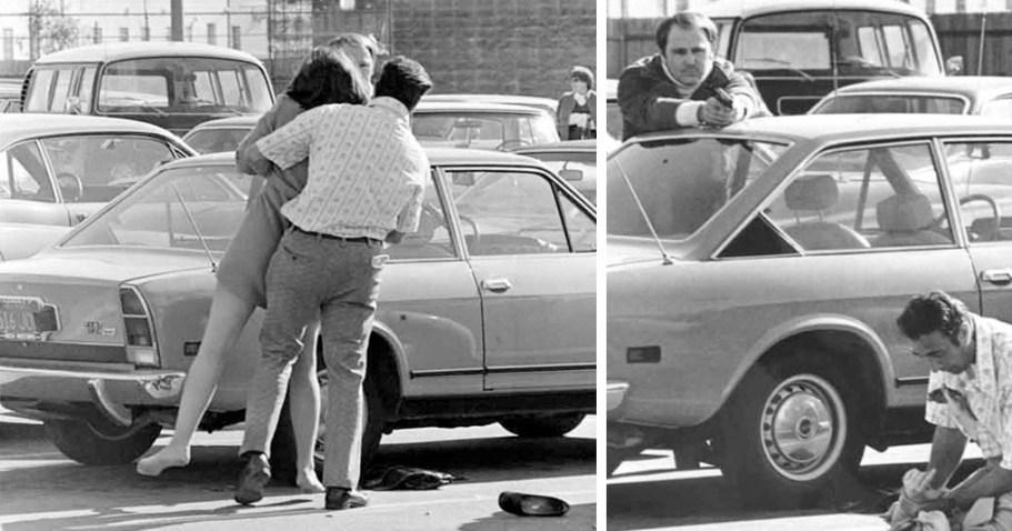Убийство из 73-го, которую по запечатлел снял фотограф