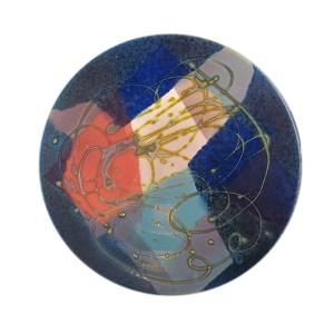 piatto ceramica antica sant'andrea