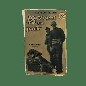 48 giorni sul pack Alfredo Viglieri