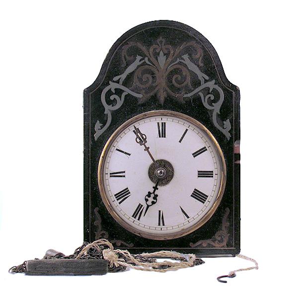 orologio a pendolo foresta nera XIX secolo 1800