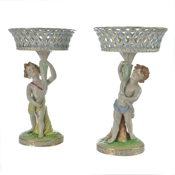Carl Thieme Dresden Porcelain