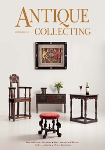 Antique Collecting September 2013