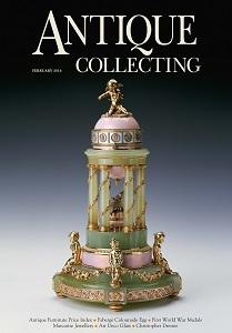 Geoffrey Munn Faberge Colonnade Egg