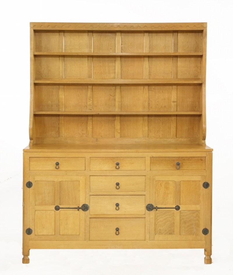 Robert 'Mouseman' Dresser