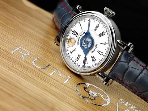 The Speake-Marin rum watch