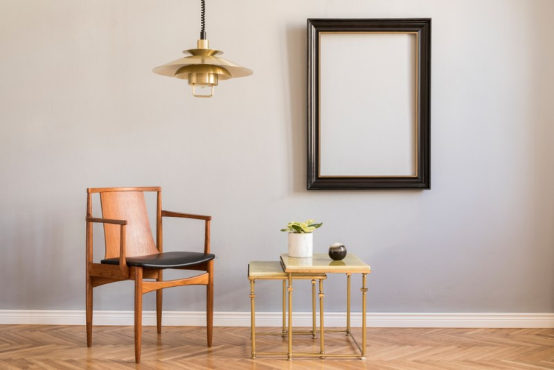 Vintage and antique furniture is the sustainable choice