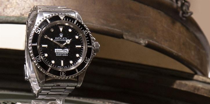 Rolex Submariner Comex