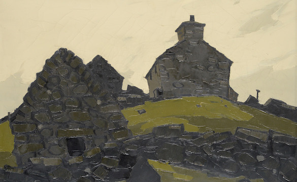 Kyffin Williams Llanrhwydrys