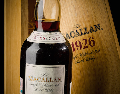 The Macallan Fine & Rare 60 Year Old 1926