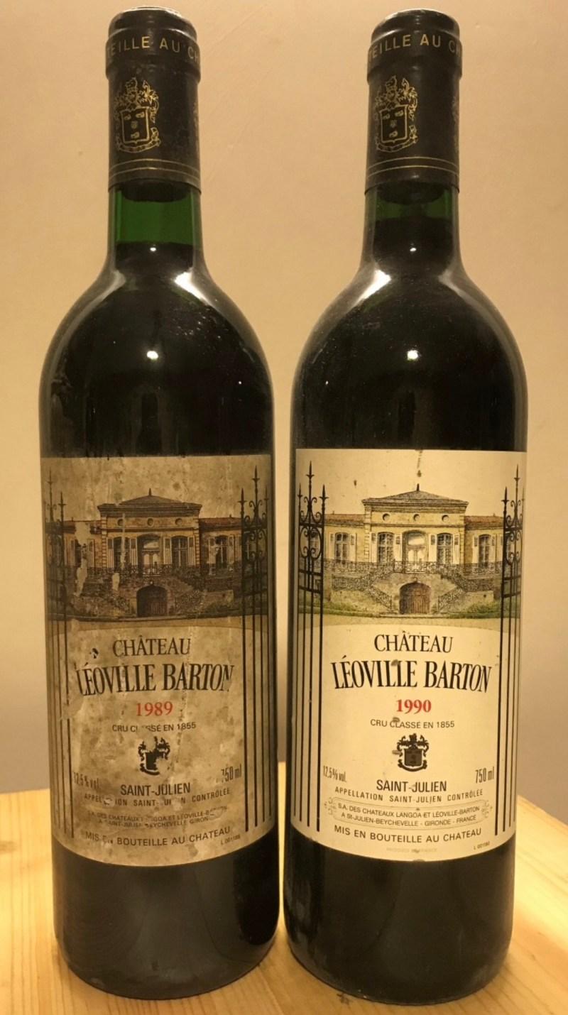 Chateau Leoville Barton wine