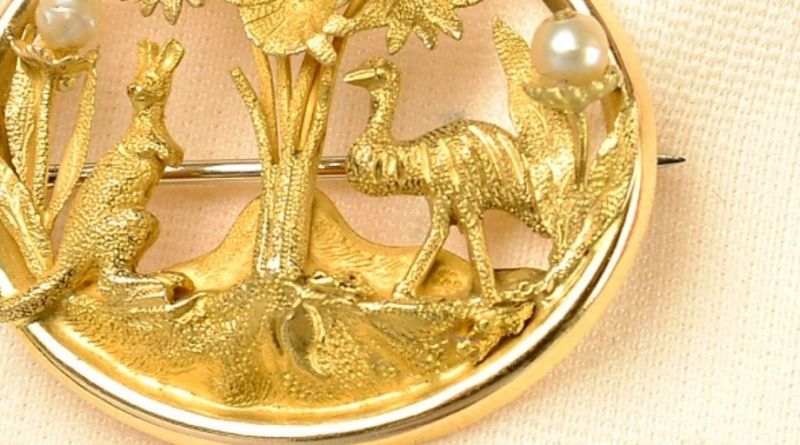 Will it be a G'day for Australian Brooch